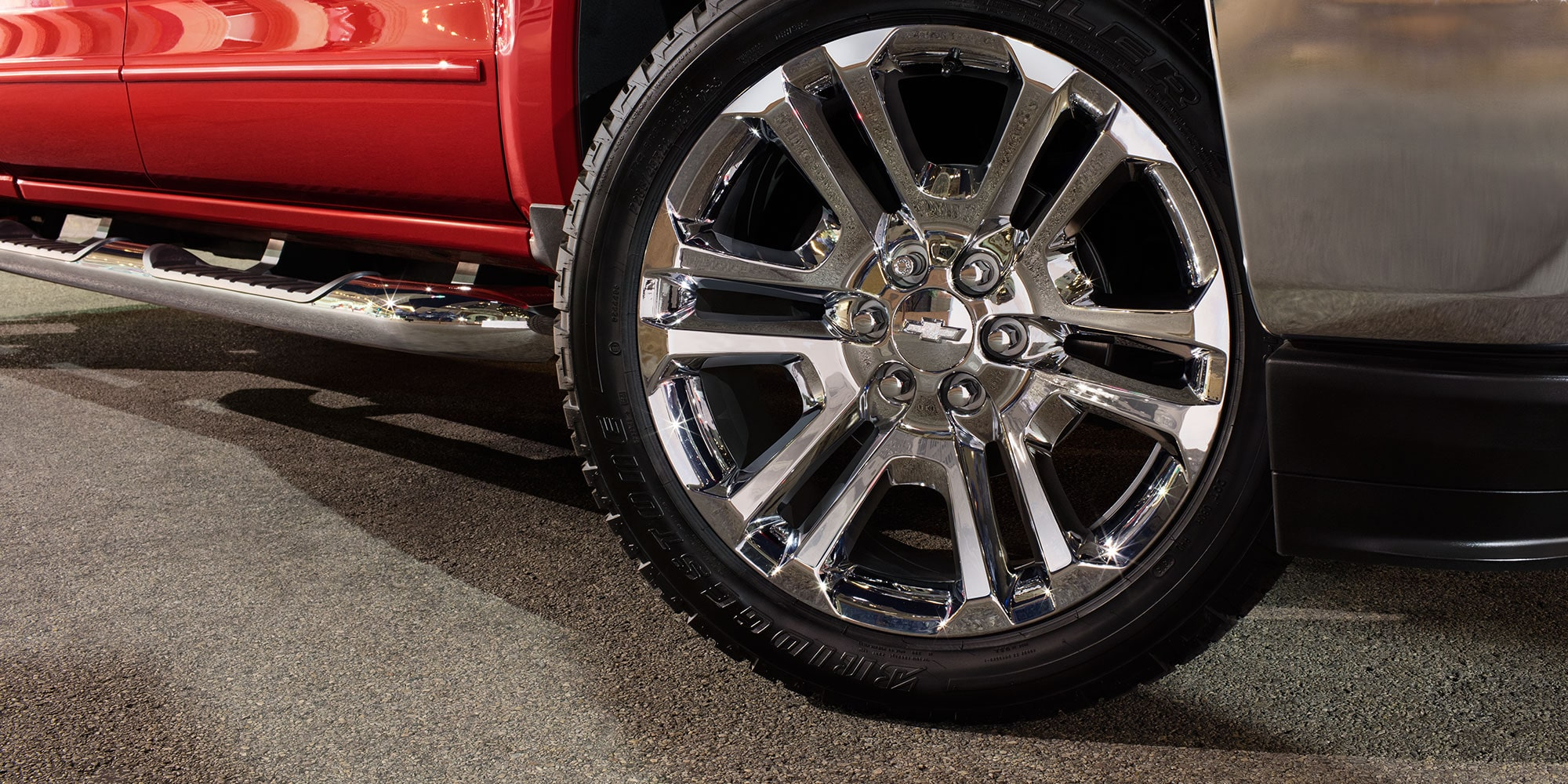 Chevrolt Silverado 1500 Wheels