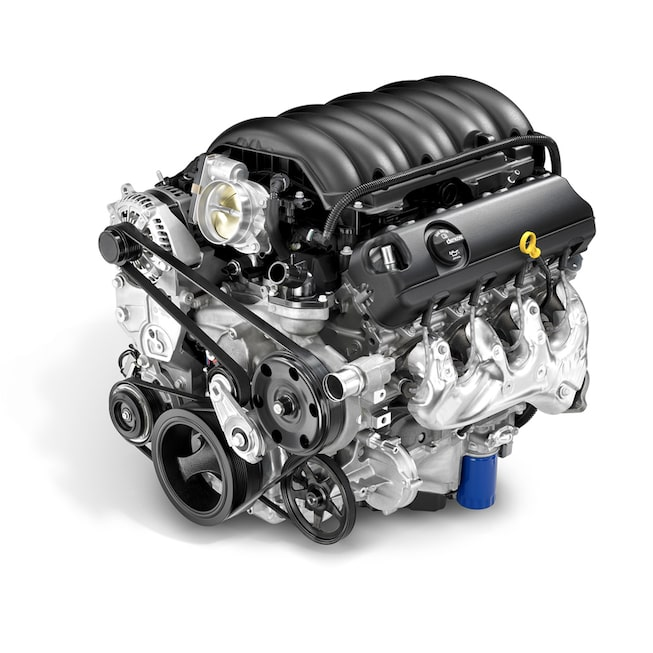 2017 Silverado 1500 Pickup Truck Engine 1