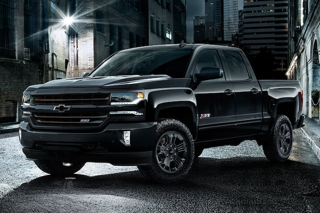 2017 silverado 1500 pickup truck chevrolet. Black Bedroom Furniture Sets. Home Design Ideas