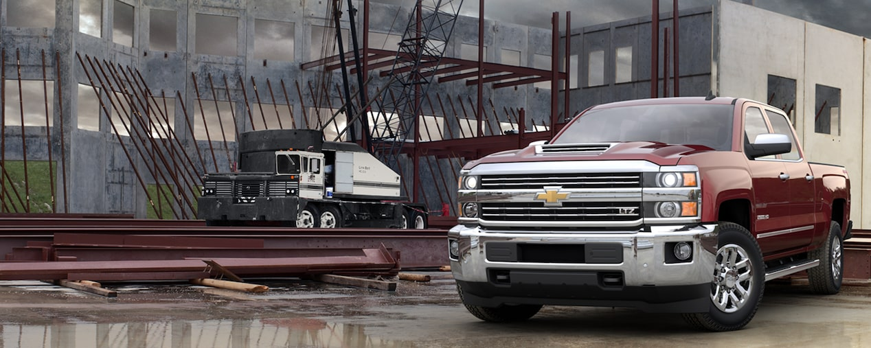 2017 Silverado 2500HD Heavy Duty Truck