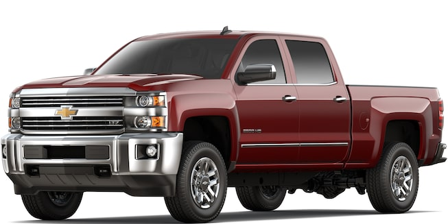 2017 silverado 2500hd heavy duty truck chevrolet. Black Bedroom Furniture Sets. Home Design Ideas