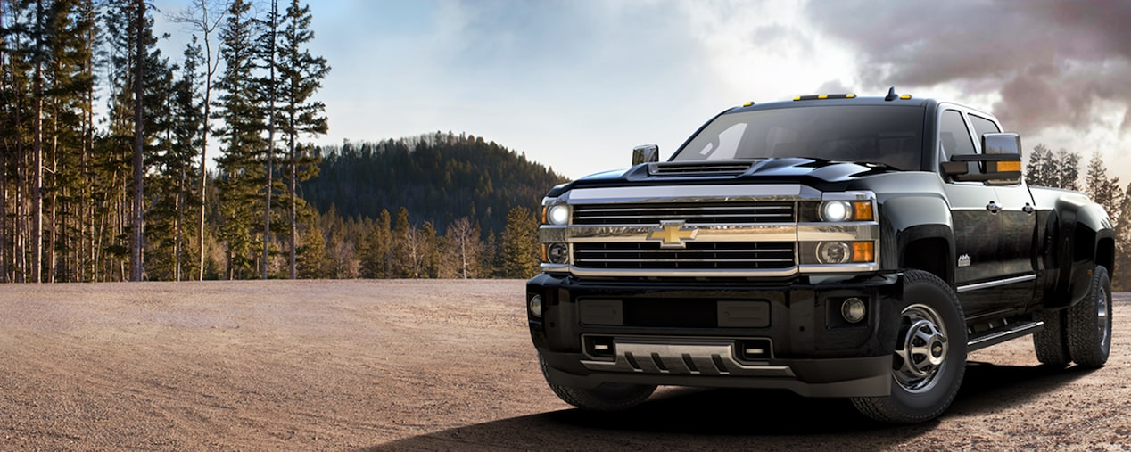 2017 Silverado 3500HD Heavy Duty Truck