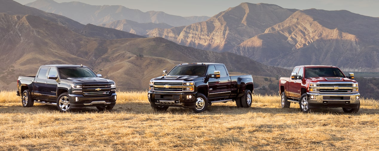 Silverado Pickup Trucks And 4x4 Trucks Chevrolet