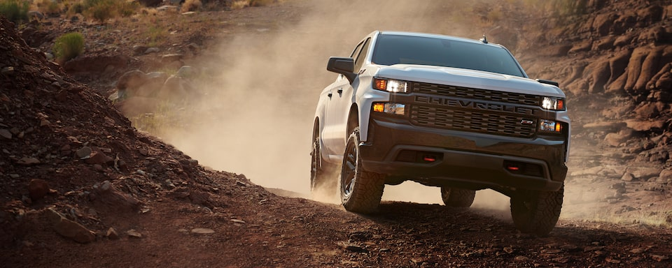 The Silverado Family: Pickup Trucks and 4x4 Trucks