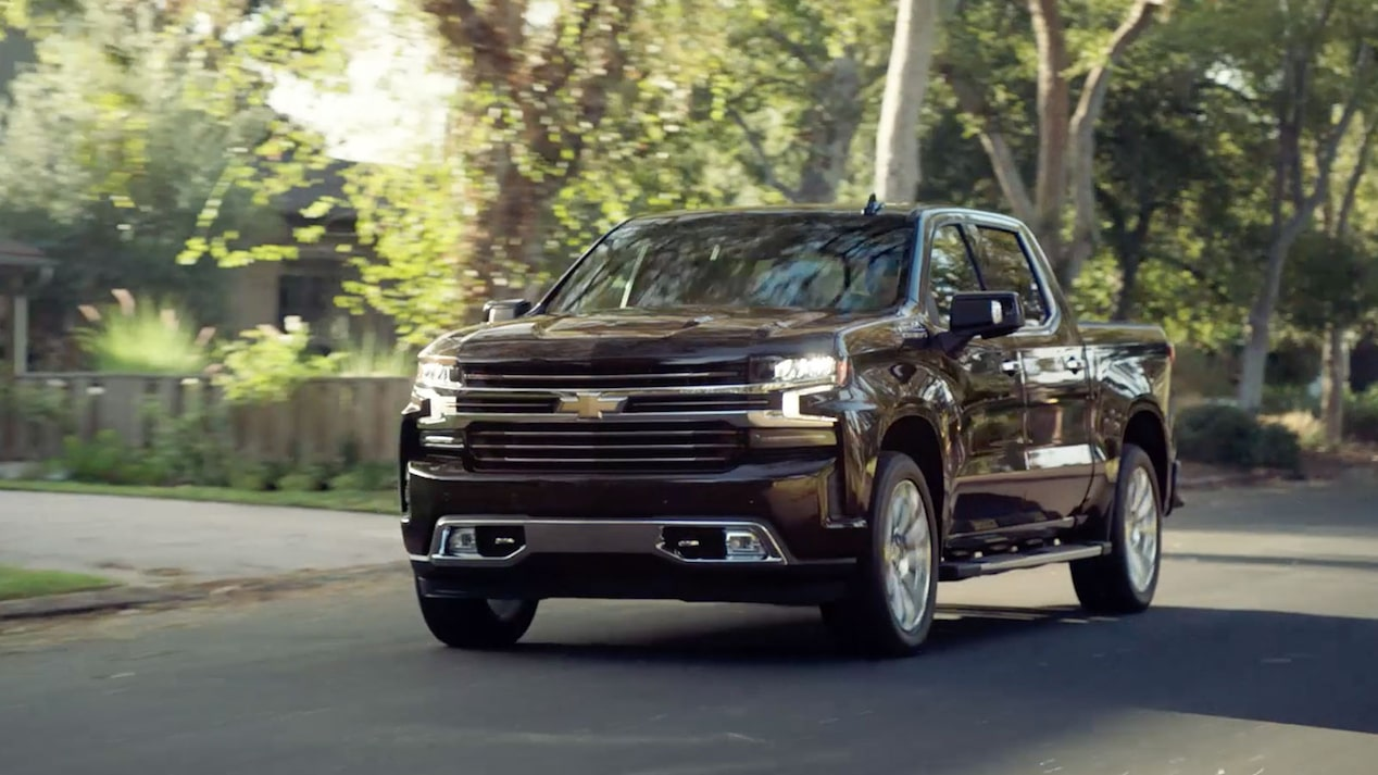 Silverado Films: Official Truck of Real People