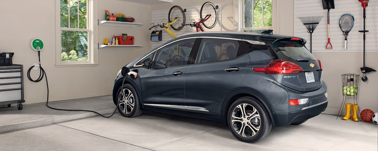 2018 Bolt EV Electric Car: At Home Charging