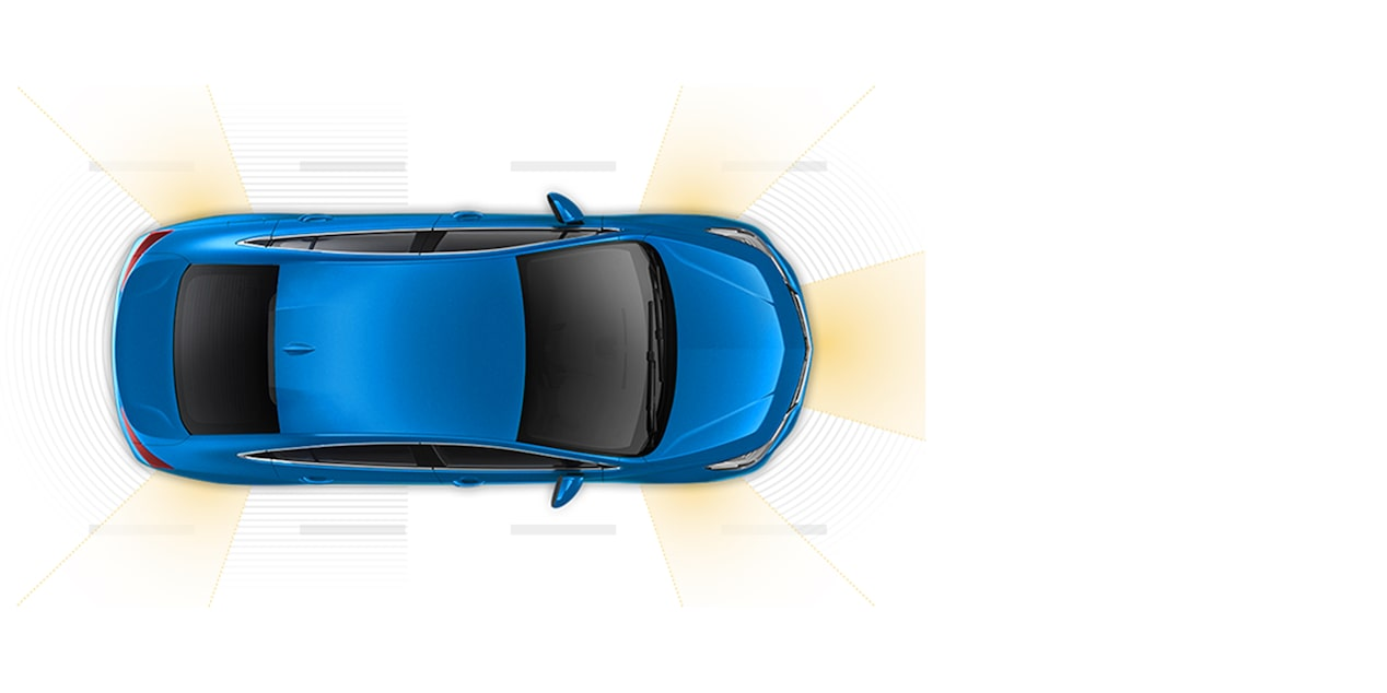 2018 Cruze Compact Car Safety