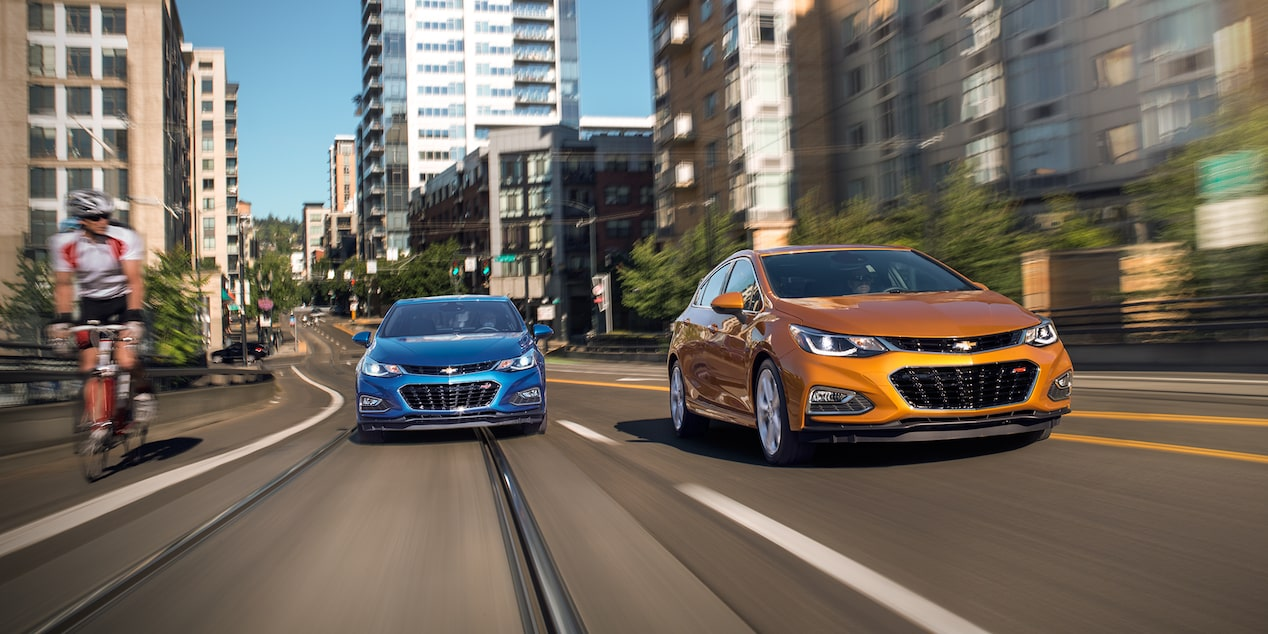 2018 Cruze Compact Car Performance