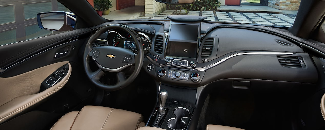 Chevrolet Impala Full-Size Car Interior