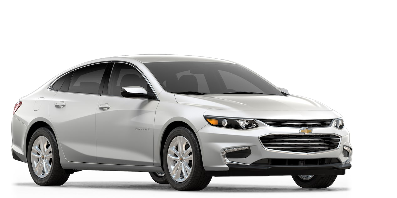 2018 Malibu Mid Size Car Hybrid Car Chevrolet