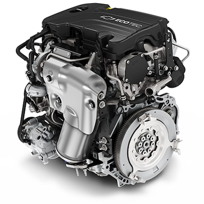 2018 Chevrolet Malibu Mid Size Car Performance: 1.5L turbo engine