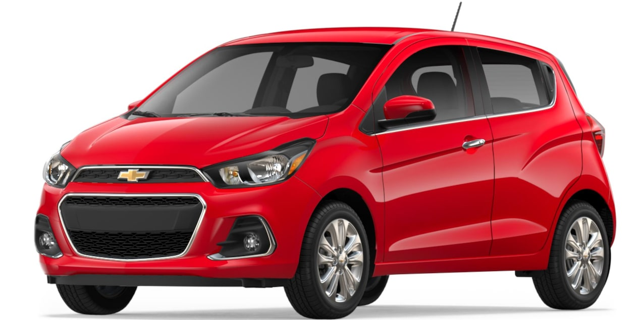 2018 Spark City Car Subpact Car Chevrolet