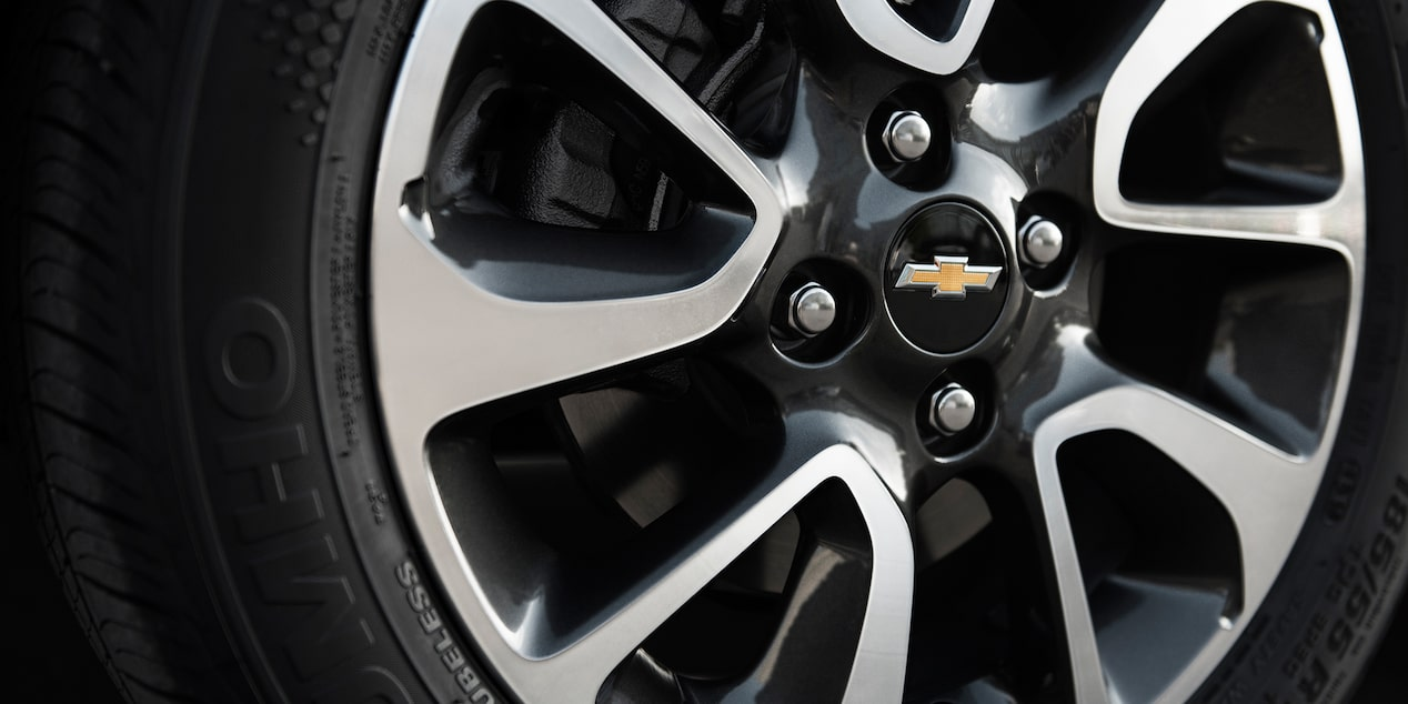 Chevrolet 2018 Spark City Car ACTIV: wheel