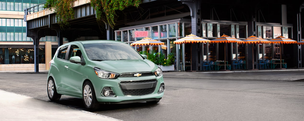 Chevrolet 2018 Spark City Car