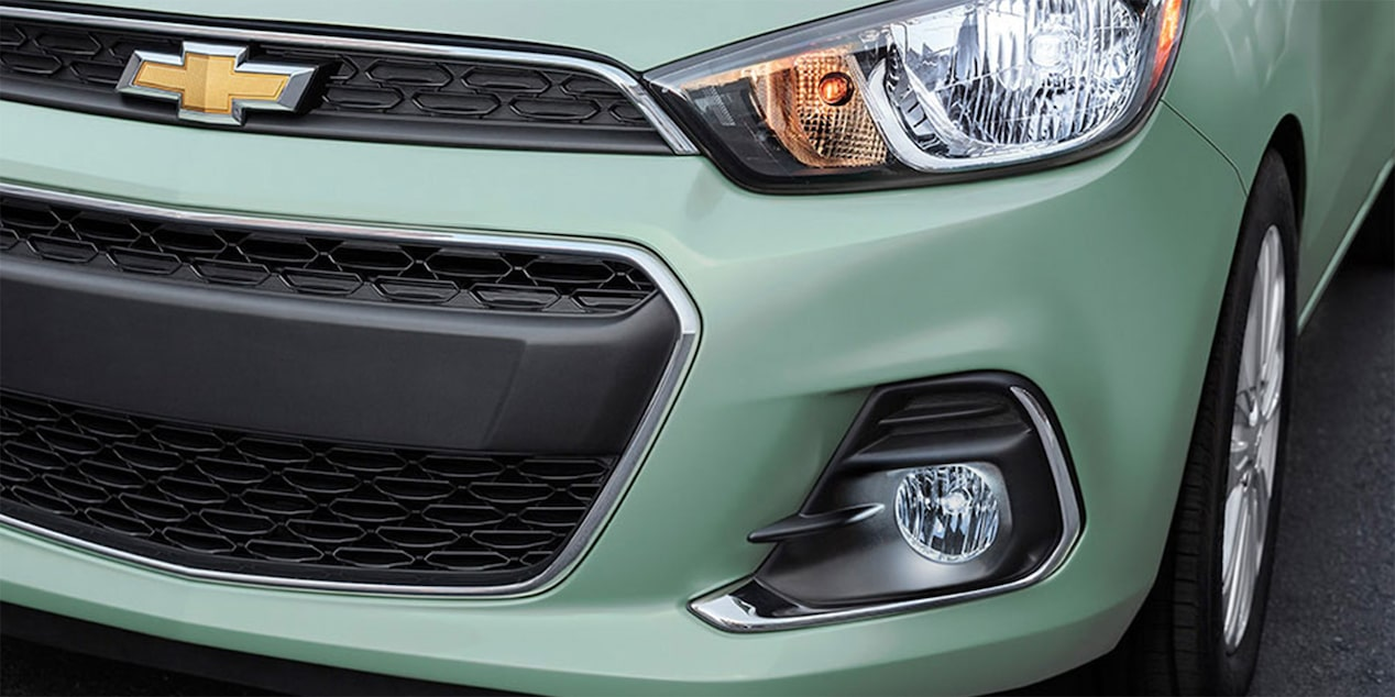 Chevrolet 2018 Spark City Car: Performance: Front End