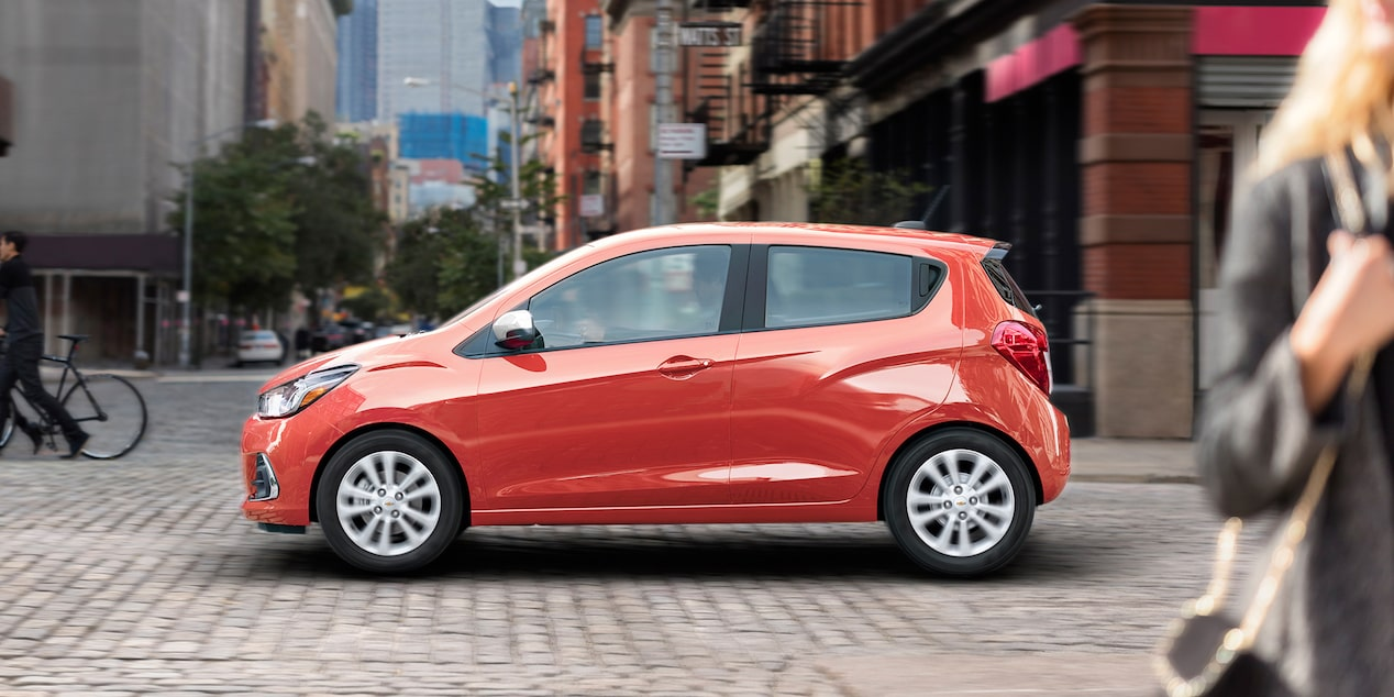 Chevrolet 2018 Spark City Car: Performance: 2