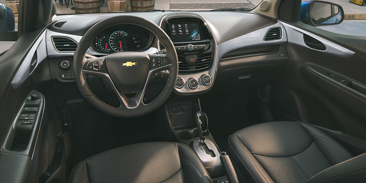 Chevrolet 2018 Spark City Car Activ Interior