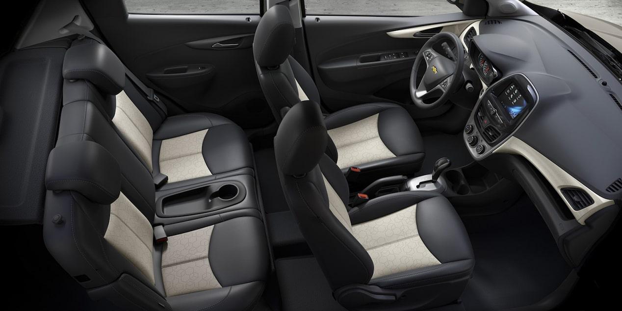 Chevrolet 2018 Spark City Car Design Interior Seats