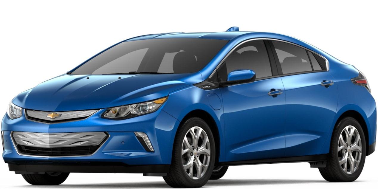 Tax Credit For Hybrid Vehicles >> 2018 Volt: Plug In Hybrid | Electric Hybrid Car | Chevrolet