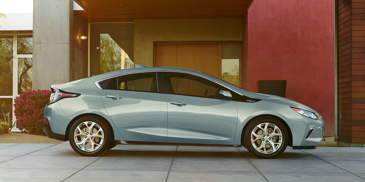 2018 Volt Plug-In Hybrid Design