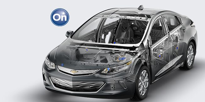 2018 Volt Plug-In Hybrid Safety: automatic crash response