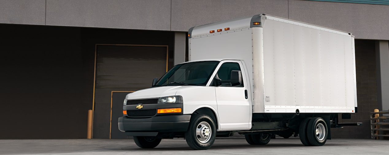 Express Cutaway Van