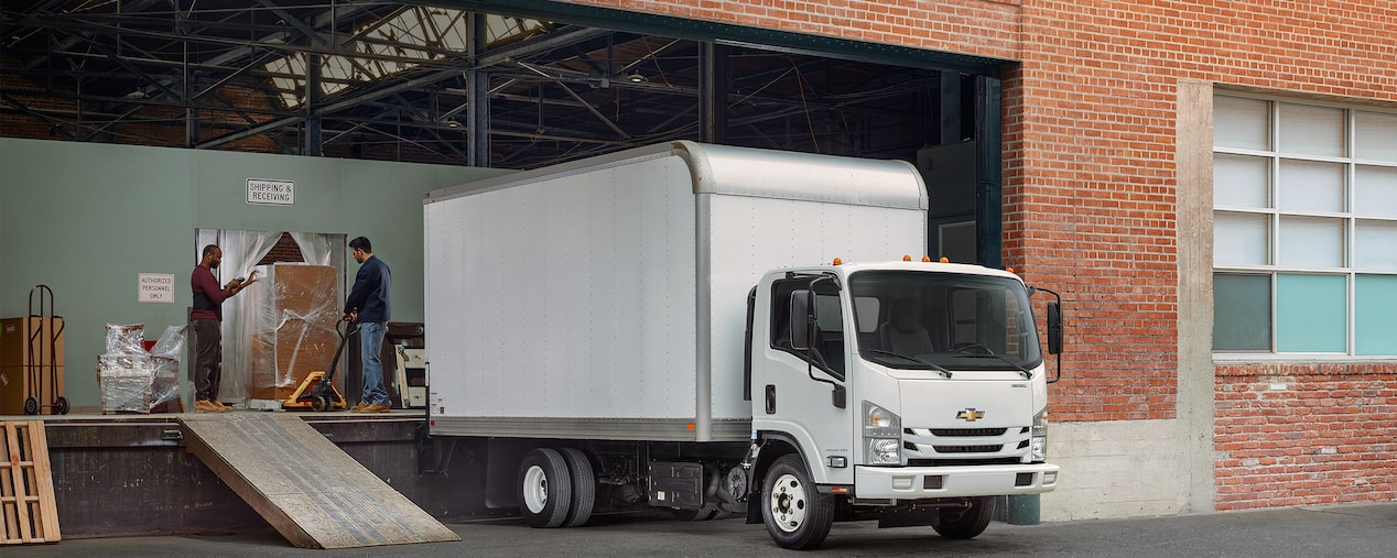 2018 Low Cab Forward Cab Over Truck