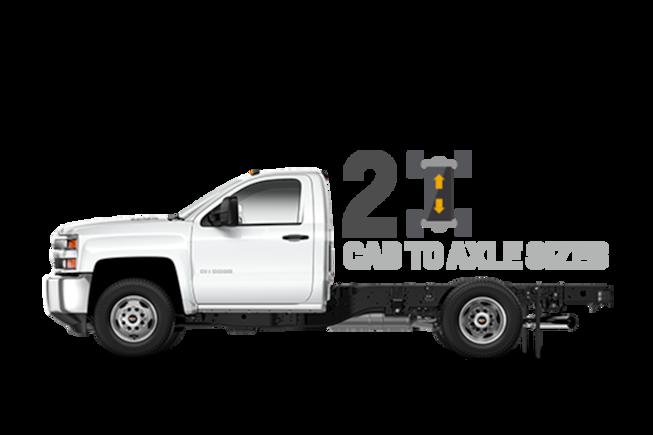 2018 Silverado 3500HD Chassis Cab | Chevrolet
