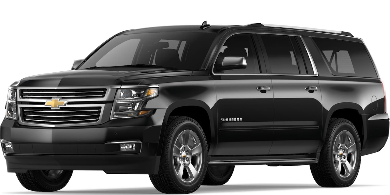 2019 suburban large suv: avail. as 7, 8 or 9 seater suv