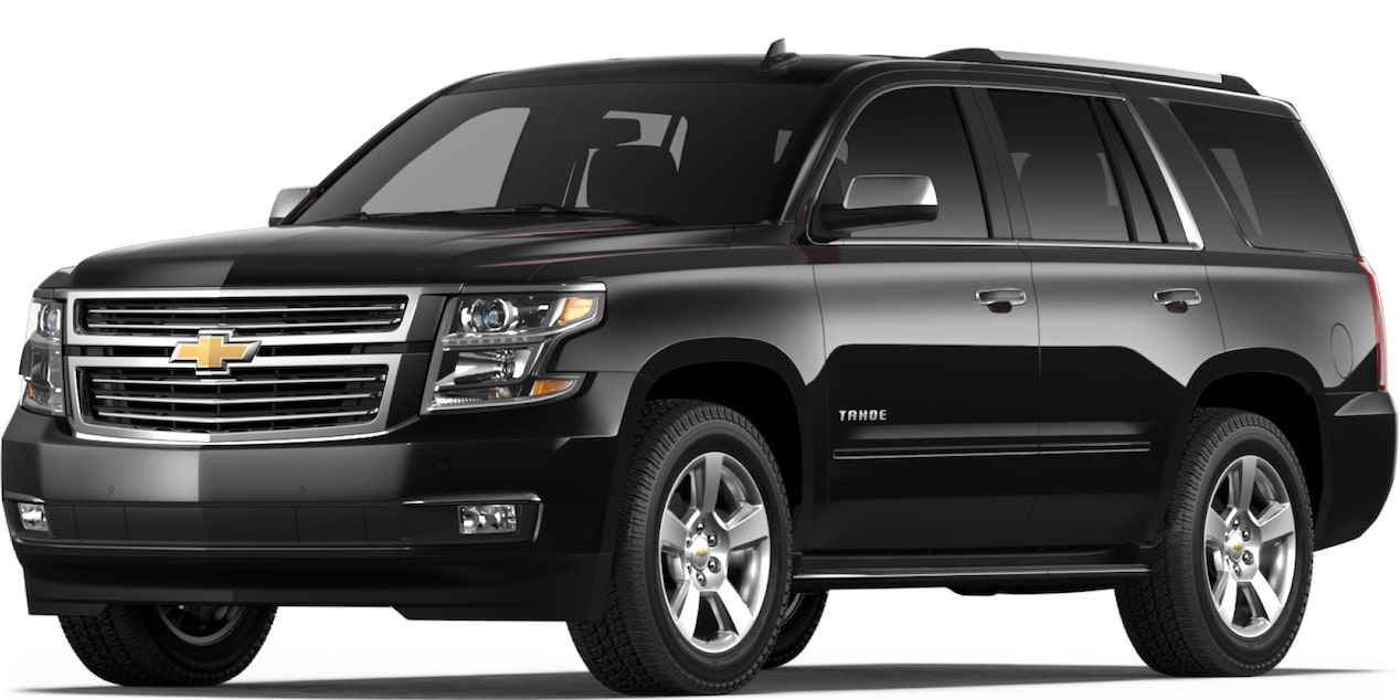 Chevy Suv Models >> 2018 Tahoe: Full-Size SUV - 7 Seater SUV | Chevrolet