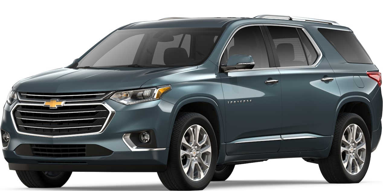 Chevy Build And Price >> 2018 Traverse: Mid-Size SUV | Chevrolet
