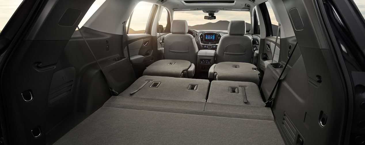 chevy traverse interior pictures. Black Bedroom Furniture Sets. Home Design Ideas