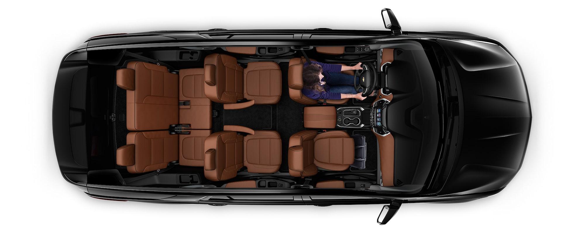 2018 Traverse Midsize SUV Design 5