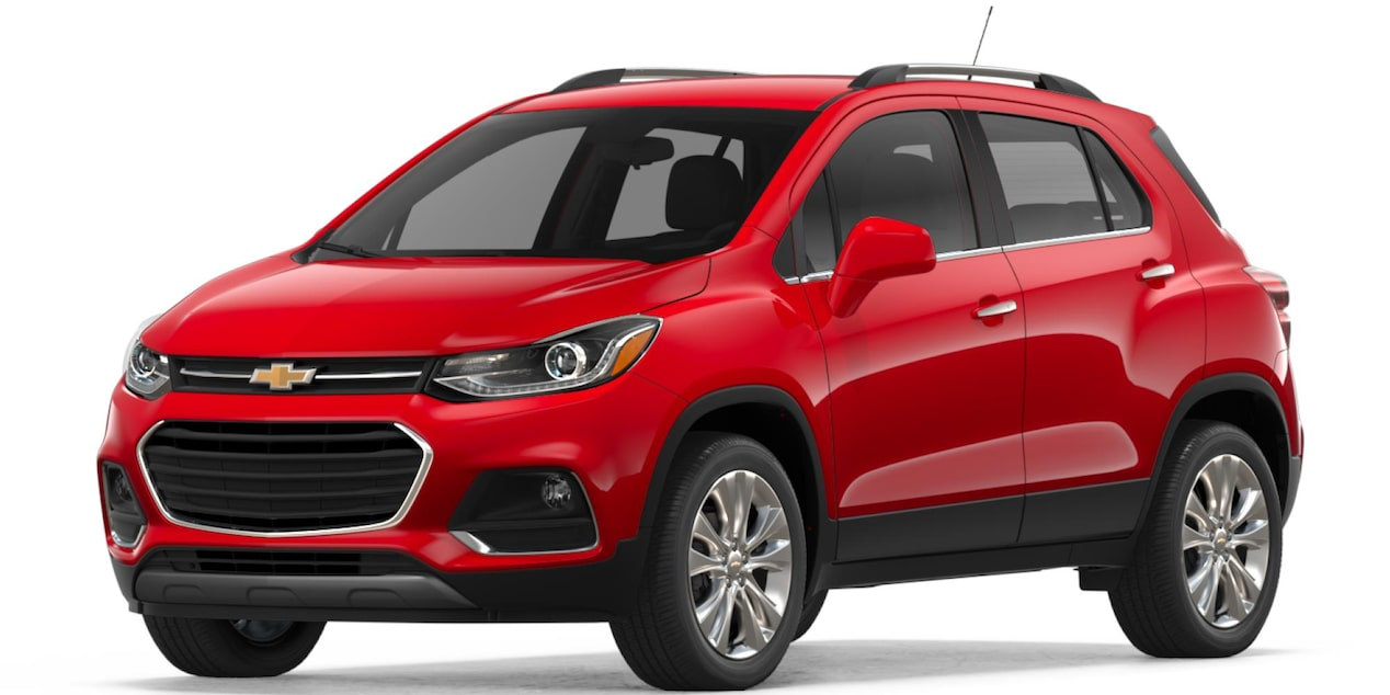 2018 Trax: Small SUV | Chevrolet