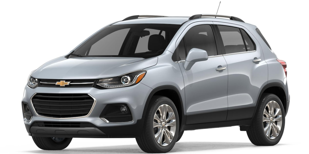 2018 Trax Small Suv Chevrolet