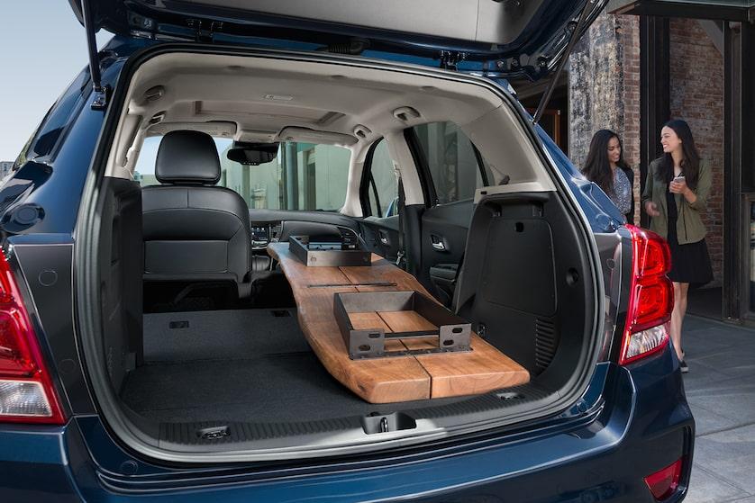 Trax Small Suv Chevrolet