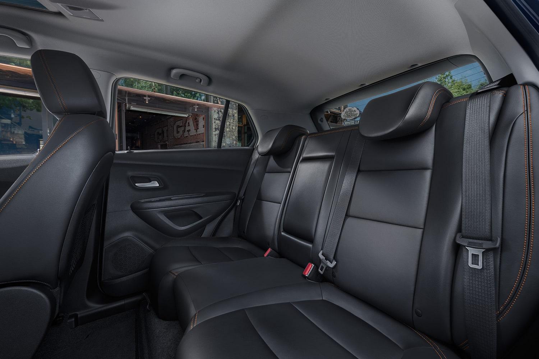 2018 Trax Small SUV Design: Interior Seating