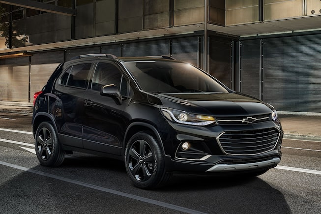 2018 Trax Small Suv Special Editions Midnight