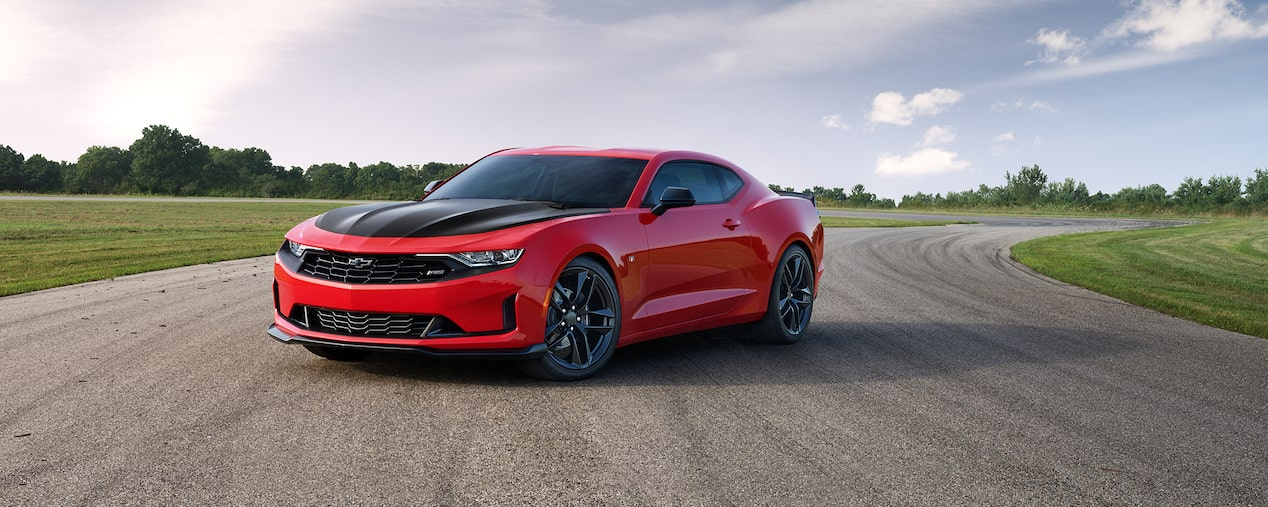 Camaro 1LE Track Package