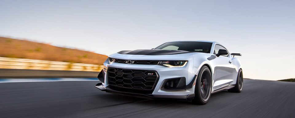 2019 Camaro 1LE Track Package