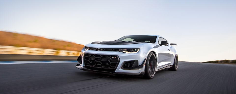 2020 Camaro 1LE Track Package