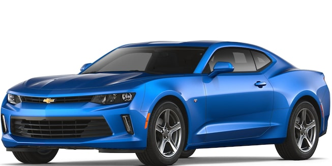 2017 Camaro Sports Car: Front View