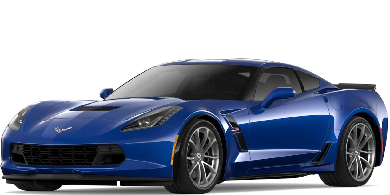 2018 Corvette Grand Sport: Sports Car | Chevrolet