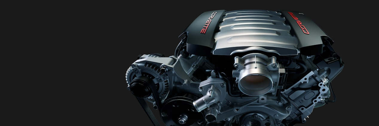 2018 Corvette Grand Sport Sports Car Performance: engine