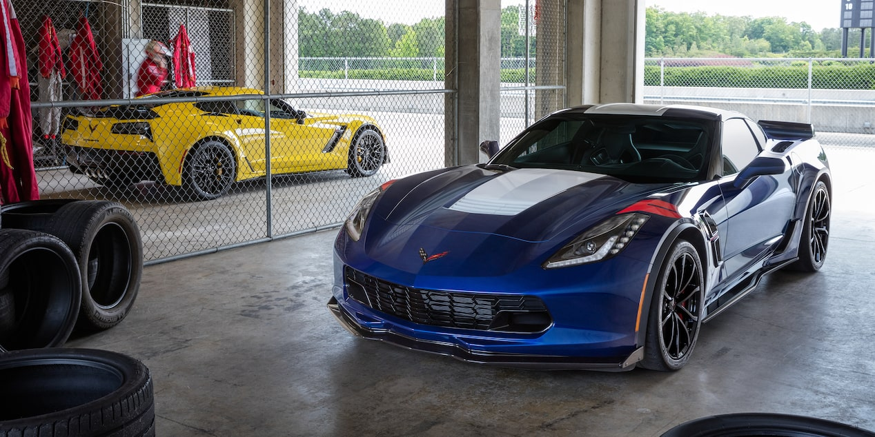 2018 Corvette Grand Sport Sports Car Safety