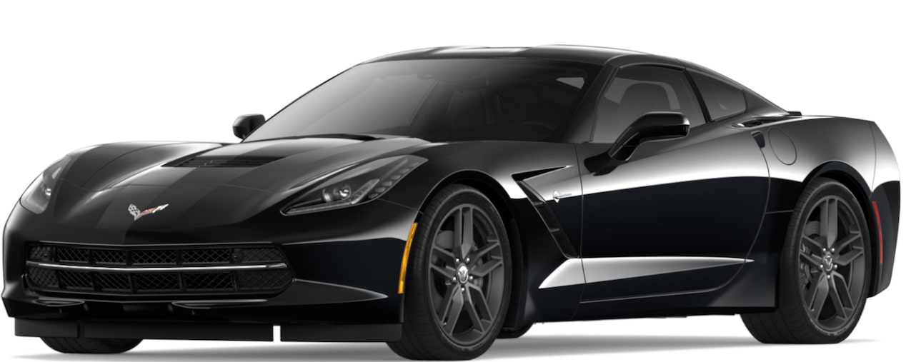 2018 Corvette Stingray Sports Car Chevrolet