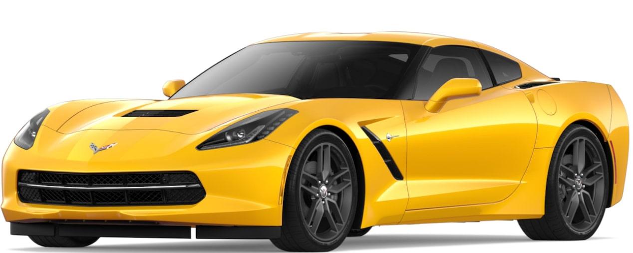 Corvette Racing Yellow Tintcoat
