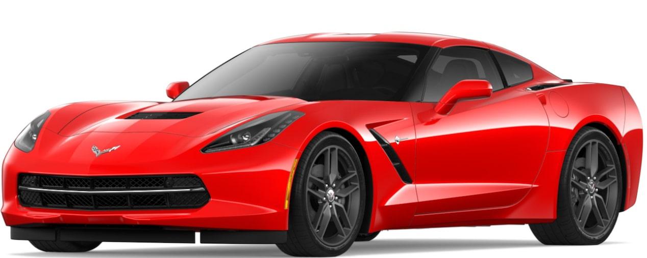 2018 Corvette Stingray Sports Car Chevrolet