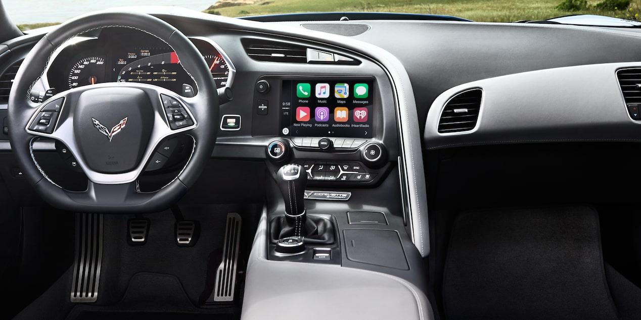 2018 Corvette Stingray: Sports Car | Chevrolet
