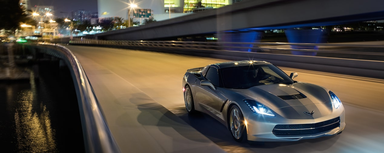 2018 Corvette Stingray Sports Car
